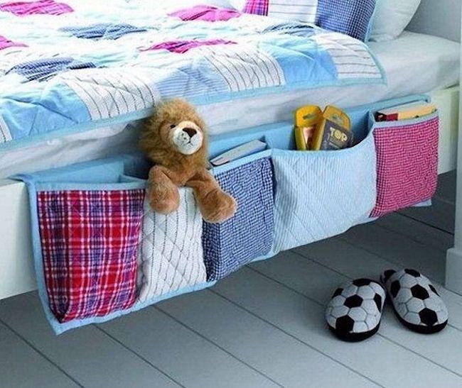 colgadores multiusos para habitaciones de niños