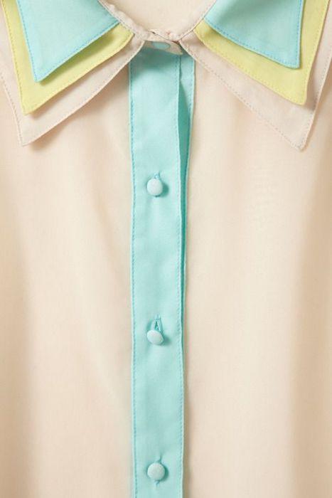cuellos originales de camisas