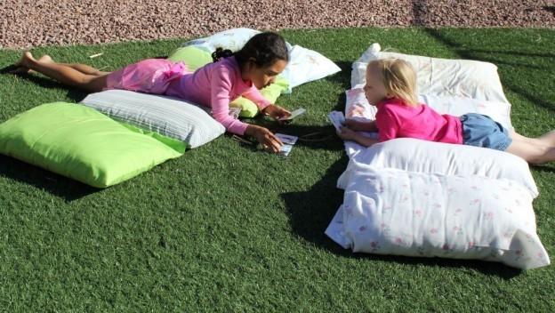 labores de costura para niños