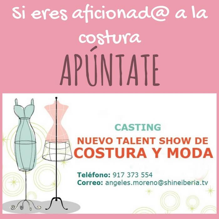 talent show de costura