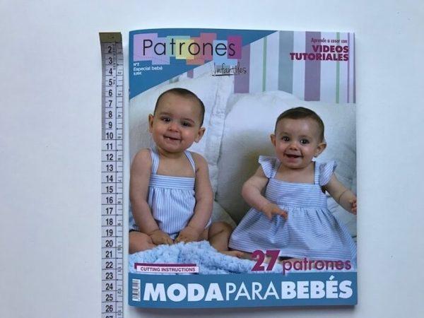 revista patrones bebe
