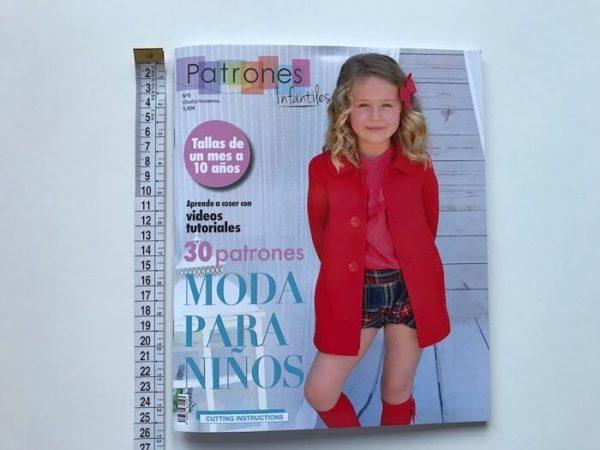 revista patrones infantiles