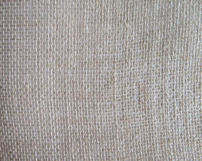 Cuadros con tela de saco perfect arpillera tejido saco - Tela de saco ...