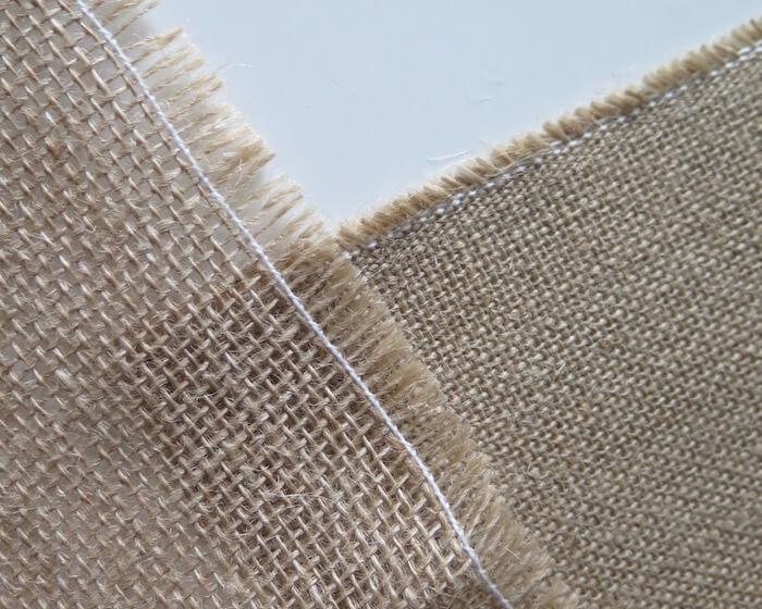 Comprar tela de saco para decorar mil ideas - Manualidades con tela de saco ...