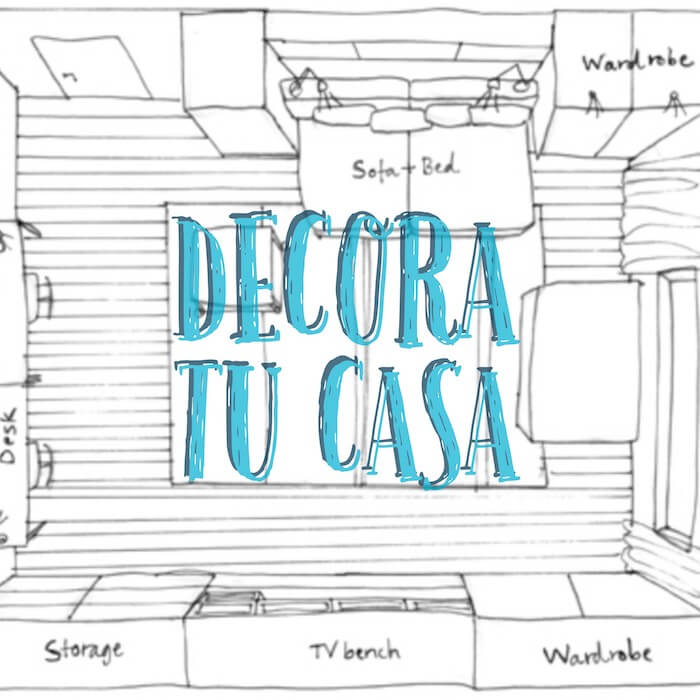 Decora tu casa con ideas originales y divertidastelas for Decora tu casa online