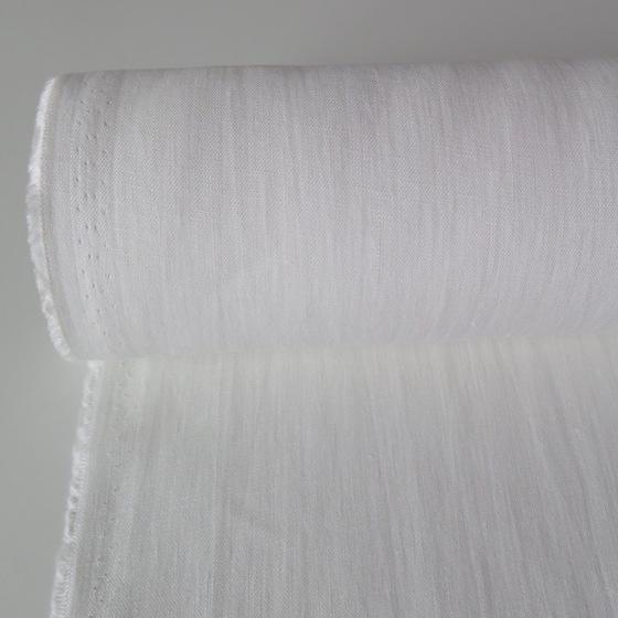 tela lino blanco roto