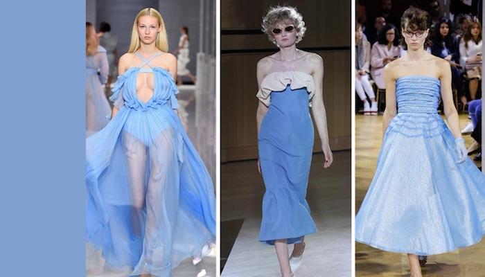 los colores de moda para esta primavera verano 2018