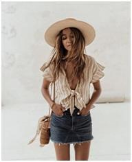las blusas que más se llevan este verano 2019