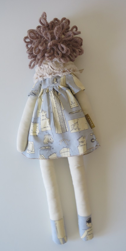 muñeca infantil maritela
