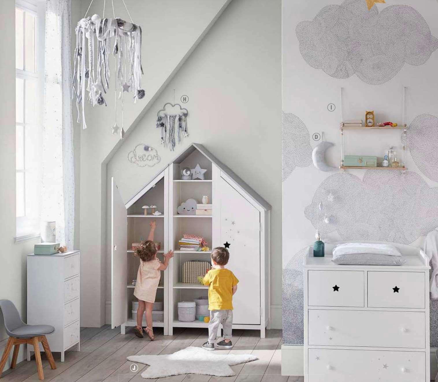 decoración habitación del bebé